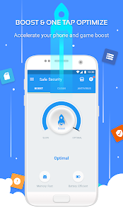 App Safe Security - Antivirus, Booster, Phone Cleaner APK for Windows Phone