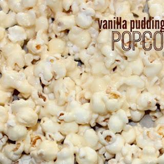 ~Vanilla Pudding Popcorn!