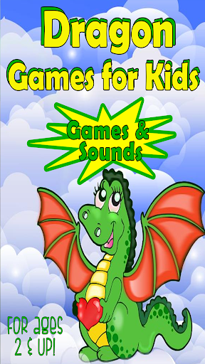 Dragon Games for All Kids Free