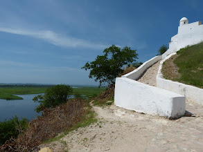 Photo: The old Portuguese fortress from 1655