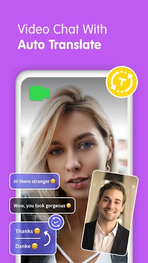 Gaze Video Chat App-Random Live Chat & Meet People 1.4.4 screenshots 2