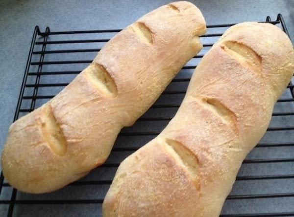 Beth's Italian Bread Recipe