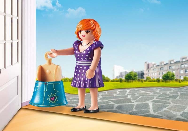 Contenido real de Playmobil® 6885 Moda Ciudad