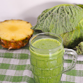 Quick Green Detox Smoothie