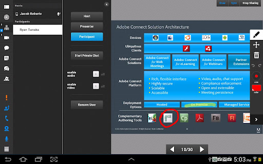 Adobe Connect 2.6.9 Apk for Android 8