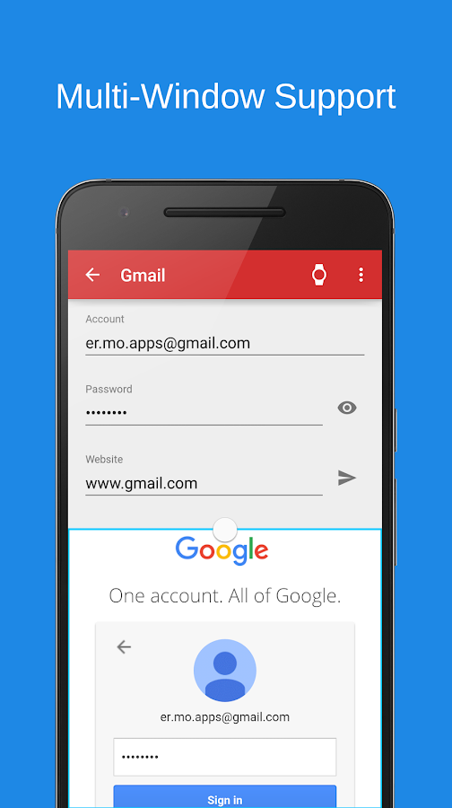 My Passwords Android Apps On Google Play