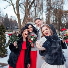 Wedding photographer Liliya Kipeschuk (LiliaKipeshyk25). Photo of 03.02.2017