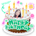New Birthday Cake Photo icon