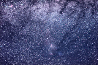Photo: Antares/Rho Ophiucus Region