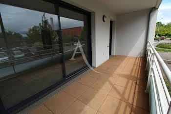Appartement 3 pièces 80,72 m2
