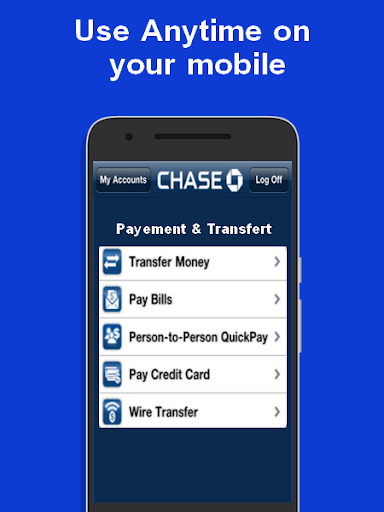 PayWith - Chase QuickPay Advice 3 screenshots 2