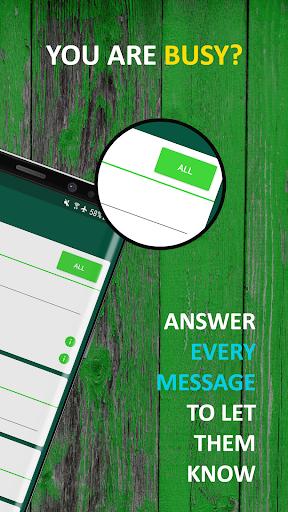 Autoresponder For Whatsapp [Pro Unlocked, Việt Hóa]- Ứng Dụng Trả Lời Tin Nhắn Wa Tự Động