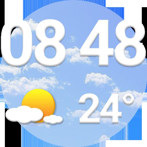 Weather daily 天氣 App LOGO-APP開箱王