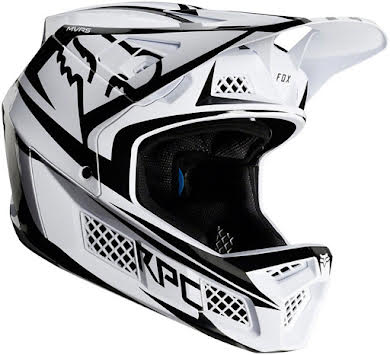 Fox Racing Rampage Pro Carbon Full Face Helmet alternate image 8