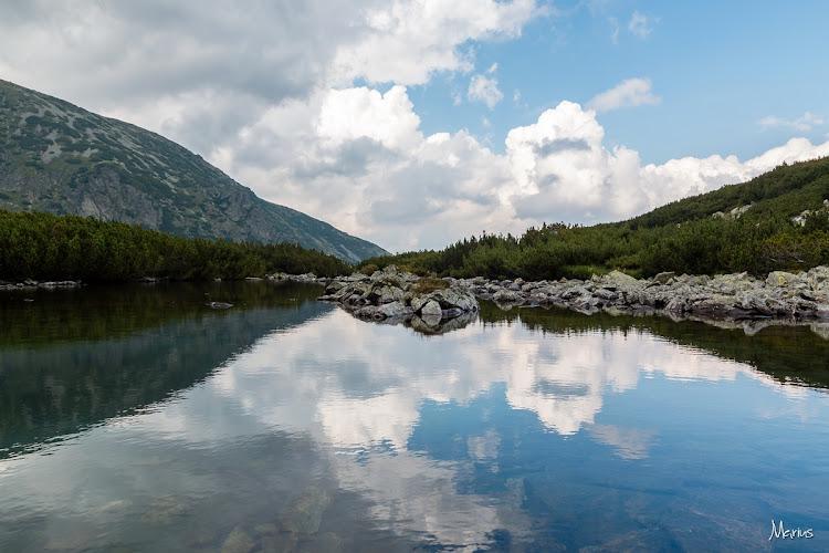 Lacul Mic, foto Marius