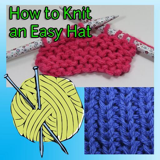 如何編織一個簡單的帽子