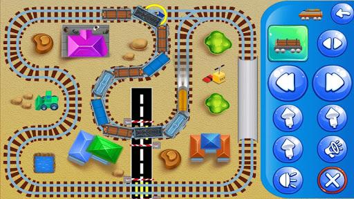 Trains for Kids  screenshots 12