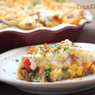 Mexican Shepherd's Pie.