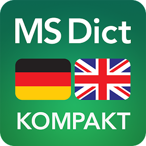 Dictionary German<>English for PC