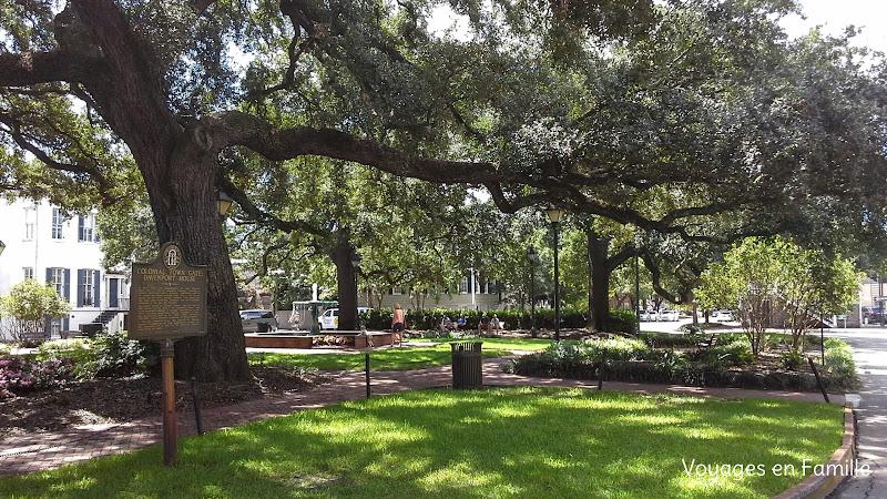 Columbia square