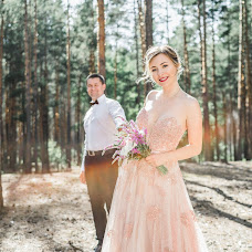 Wedding photographer Liliya Dackaya (liliyadatska). Photo of 20.09.2017