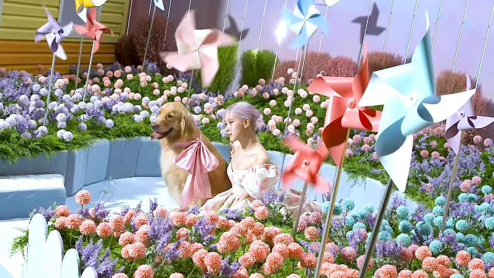 BLACKPINK - 'Ice Cream (with Selena Gomez)' M_V MAKING FILM 1-44 screenshot