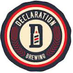 Logo for Declaration Brewing
