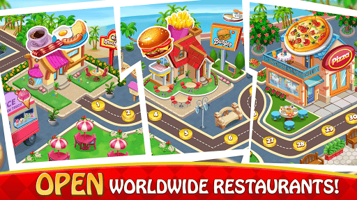 Cooking Delight Cafe- Tasty Chef Restaurant Games 1.6 screenshots 12
