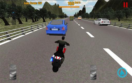 City Motorcycle Racing
