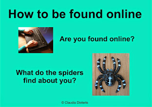 Photo: Searching online