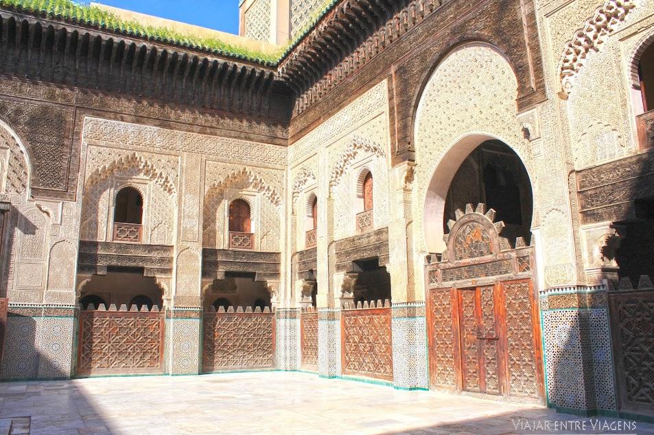 Visitar FEZ - Roteiro de 3 dias de exotismo árabe | Marrocos