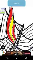 Dragon Coloring Book - screenshot thumbnail 18
