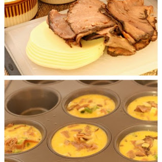 Low Carb Philly Cheesesteak Cups.