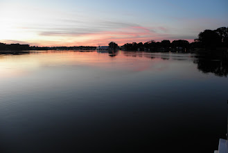 Photo: Sunset at Colonial Beach