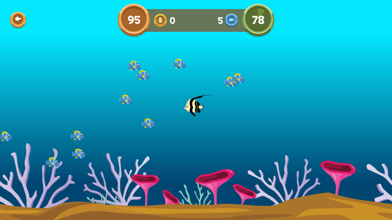 Swim hungry fish android apps on google play for Where to buy fish mox locally