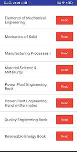 Mechanical Engineering (GATE, RRB JE, SSC, ESE,) 2.6 Download Mod Apk 3