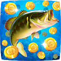 Fishing Battle: Duels. 2018 Arcade Fishing Game. icon