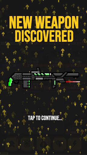 Code Triche Idle Weapon Tycoon - Pixel Royale Evolution  APK MOD (Astuce) screenshots 5