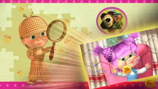 Jeux d'enfants Masha et l'ours  code Triche 1