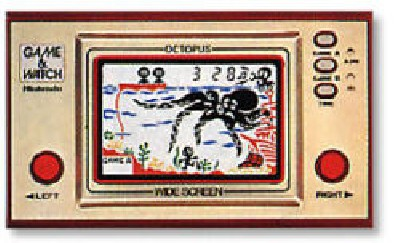 Photo: Game & Watch
