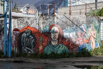 Photo: Mural in Ushuaia, Argentina  #streetartsunday #streetart