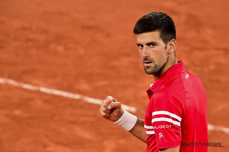 Novak Djokovic dwingt na vier sets ontmoeting met Nadal af op Roland Garros