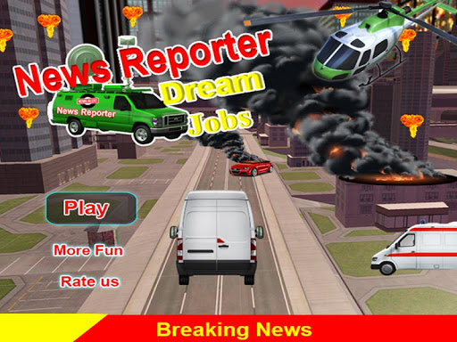 News Reporter Dream Job 1.0 6