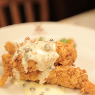 Chicken-Fried Lobster