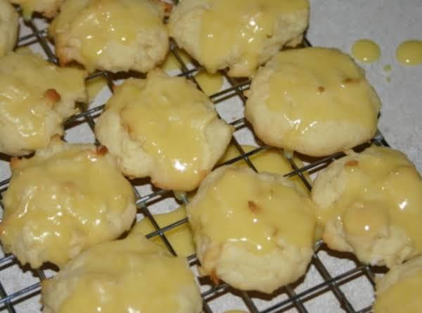 Tangy Orange Cookies