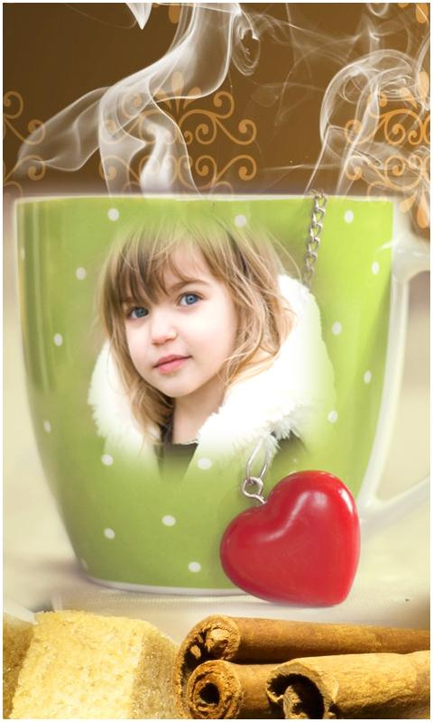 Tea Coffee Mug Frames- screenshot