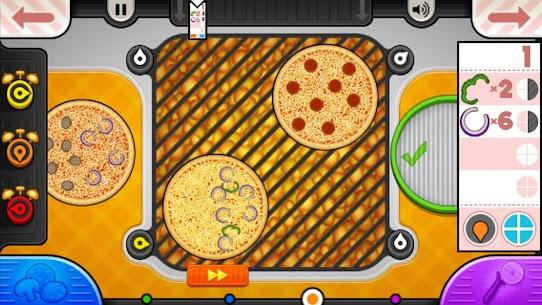 Descargar Papa's Pizzeria To Go! Para PC ✔️ (Windows 10/8/7 o Mac) 3