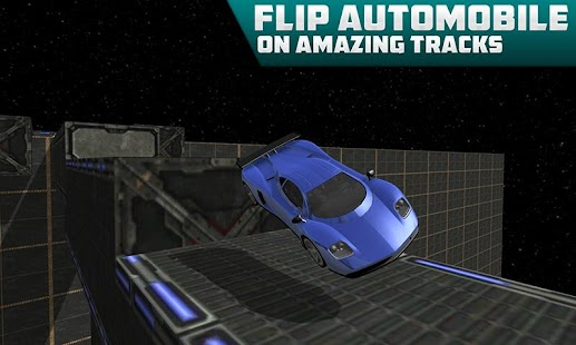Impossible Space Track Car D Android Apps On Google Play - Space track