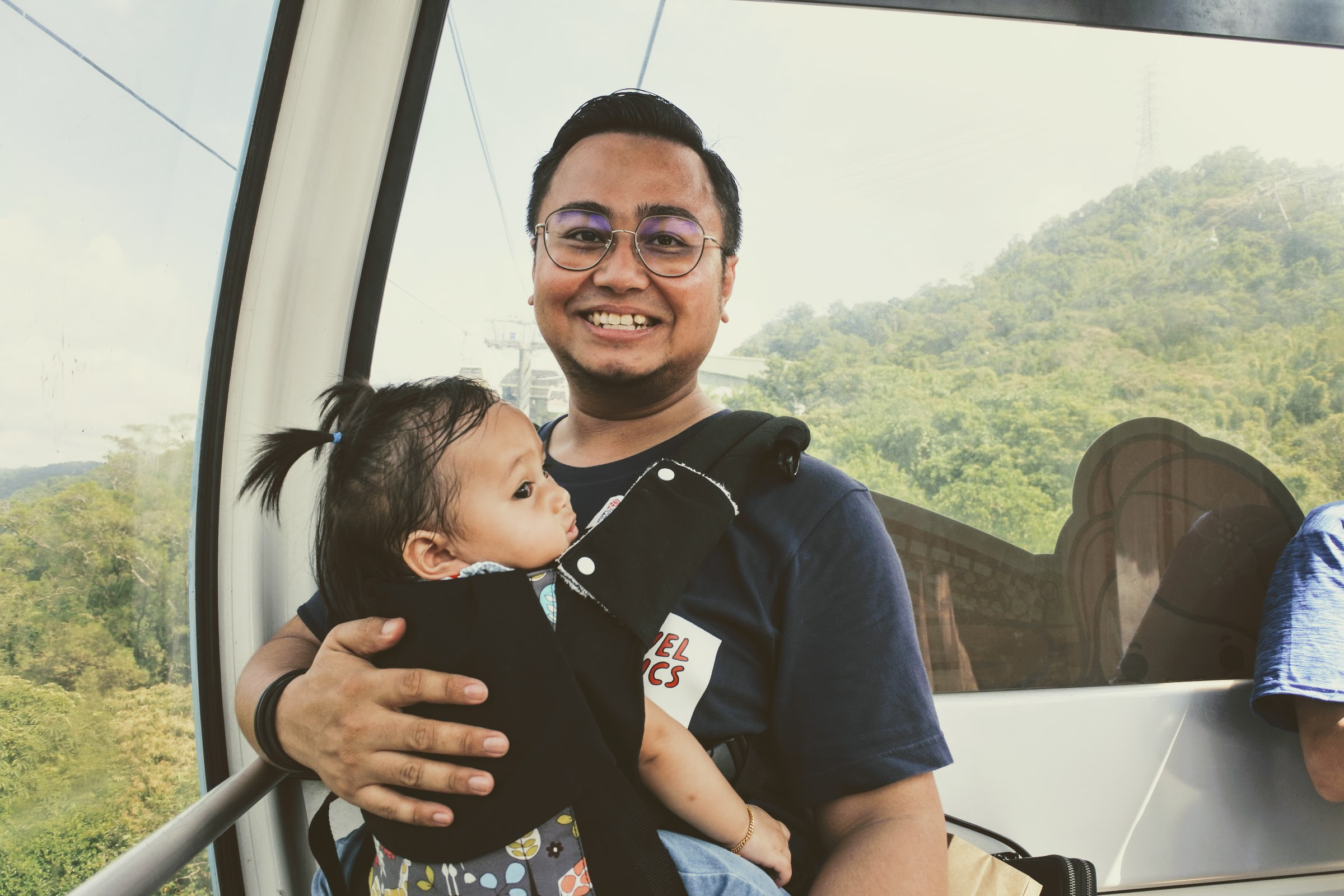 We had fun : ride the Maokong Gondola