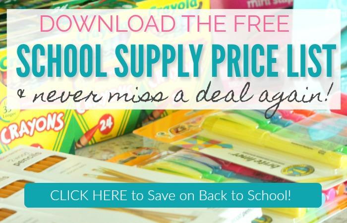 Walmart Back To School Deals 2020 School Supplies